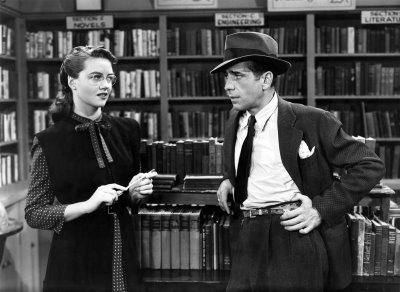 Big Sleep (1946) Dorothy Malone's BookStore Proprietress