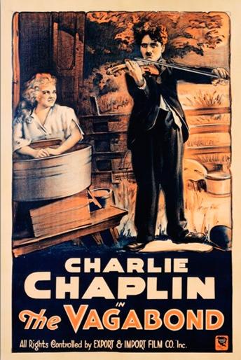 The Vagabond Poster
