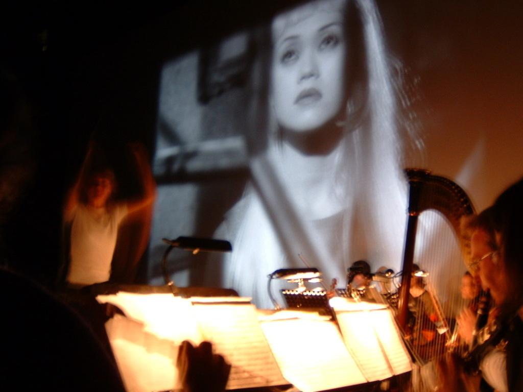 Claire Orchestra de Lune