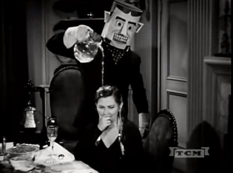 The Tin Man Picking on Patsy