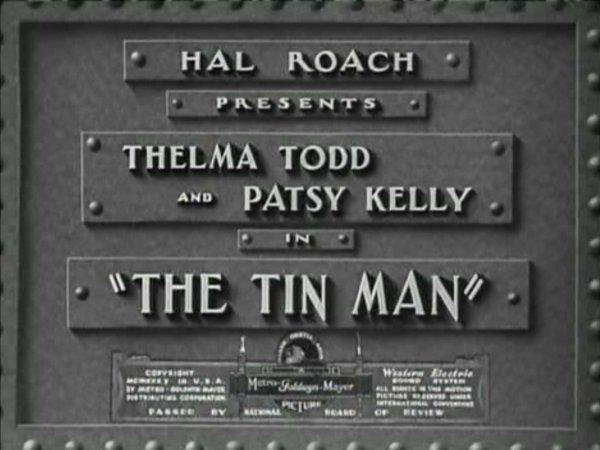 The Tin Man Title Card