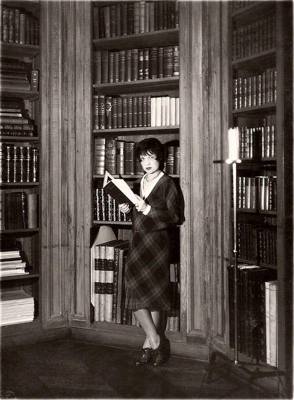 Anita Loos Reading