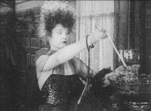Alice Howell in Cinderella Cinders