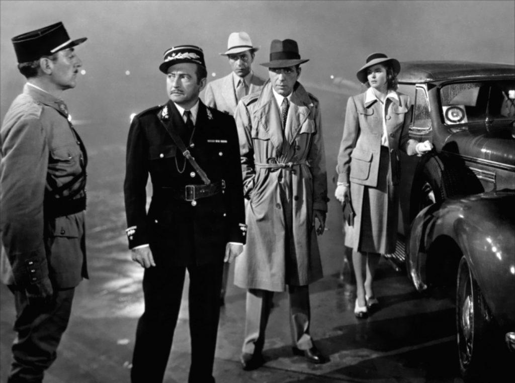 Casablanca Group End Shot